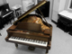 ヤマハグランドピアノC3Lウォルナット半艶仕上げ