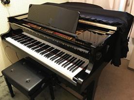 カワイグランドピアノGE-30AT